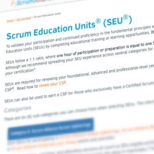 Agile Coach Ausbildung - Scrum Zertifikat