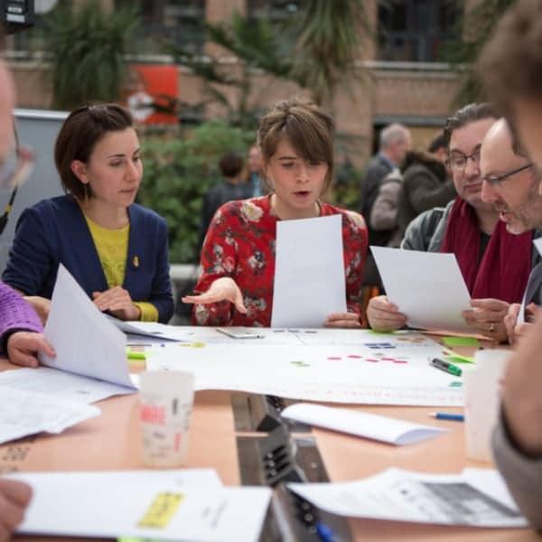 Agile Coach Ausbildung kleine Lerngruppen