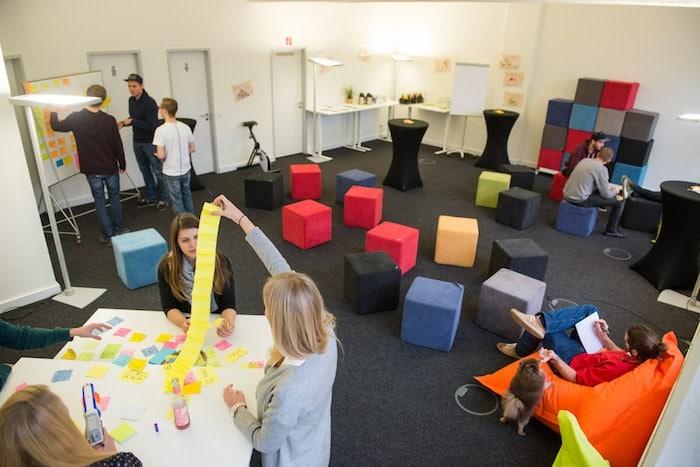 Location der Agile Coach Ausbildung in Düsseldorf