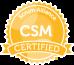 ScrumAlliance Zertifikat CSM